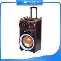 Eco-Friendly trolley style speaker