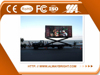 P10mm outdoor full color led display P10 outdoor mobile LED sign