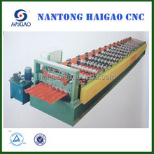 Single Layer CNC Color Steel Forming Machine Undulator/ corrugated sheet rolling machine