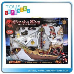 Pirates ship,Pirate set toy,Pirate play toy