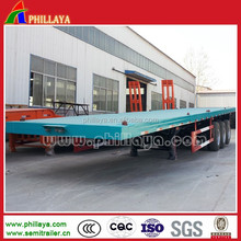 Container semi trailer platform semi truck/lorry/truck trailer