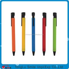 Stationery Set For Kids clear plastic ballpoint pen tubes