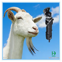 ABC plastic electric clipper for sheeps cattle horses camel and other animal