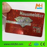 High Class business card Plastic Loyalty Card/ Plastic Membership Card/ Pvc Gift Vip Card