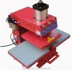 Pneumatic Heat transfer label printing machine
