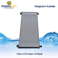 UV resistant solar commercial pool collectors heating system 15 years lifespan