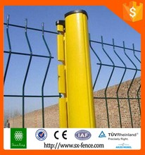 hot dipped galvanized or powder coated home and garden electric fence