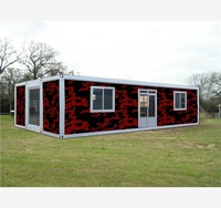efficient design easy installation shipping solar power container house