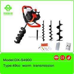5.5hp go kart parts/mini chopper 50cc engine/49cc engine with gear box motorcycle parts