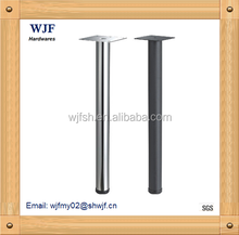 Promotional stylish chrome table leg