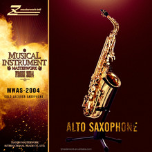 2015 new design alto saxophone musical instrument