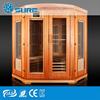 Best Quality Wooden Indoor Seks TV Japan Massage Room Infrared Sauna