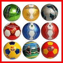 2014 Brazil World Cup machine stitched cheap soccer ball in bulk