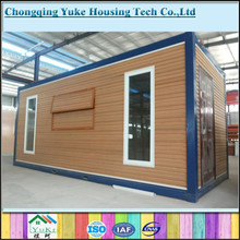 Safe and durable Container House for food kiosk