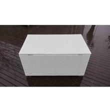Useful cube Pe rattan storage box