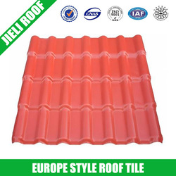 Anti-corrosion color lasting spanish building material roof tile