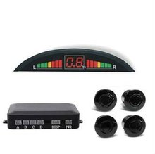 8 sensors,LED display,Dual CPU car parking sensor US $1-100 / Set ( FOB Price)