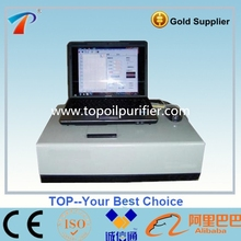 Infrared oil content measurement test equipment,adopting infrared spectrophotometry,electrical system