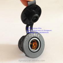 12V Car Dashboard Accessory Power Socket Outlet Fits BMW & Hella Plug