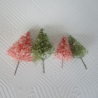 """2"""" Super mini artificial Christmas tree selling as Christmas accessory"""