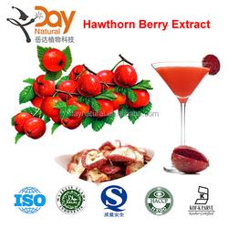 Bulk supply Hawthorn Berry/Leaf Extract Brown Fine Powder