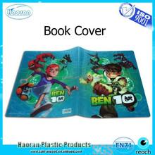 Cartoon adhesive book cover