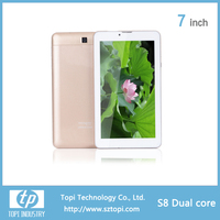 Alibaba express 7 inch android tablet pc 800*480 High Definition screen tablet pc mtk 8312 pc tablet