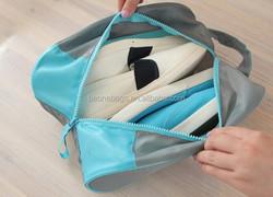 Professional factory oem & custom 7pcs travel bag set golf shoe bag