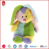 Baby toy colorful plush rabbit soft toy doll