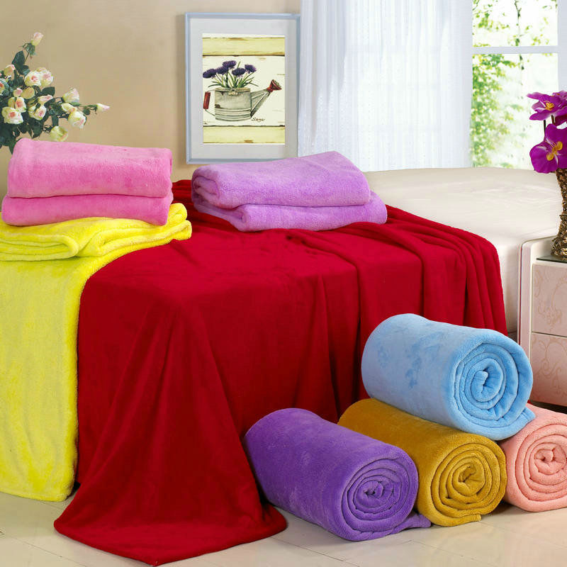 Sheet and Pillow Pocket 100% polyester Satin Sleeping Blanket(Dreamie)