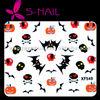 Halloween nail designs nail art sticker nail beauty decoration