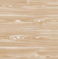 Printed non-woven backing wood grain indoor PVC flooring/vinyl plastic flooring