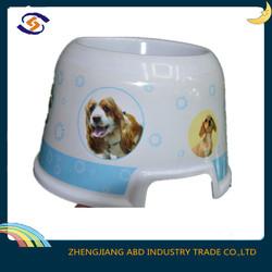 novelty pet dog bowl/pet travel bowl