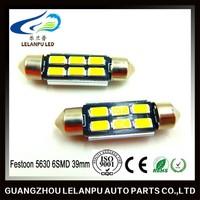 Festoon 5630 6SMD 39mm Led Car Light Brake Light Led Factory Lighting 5630Led