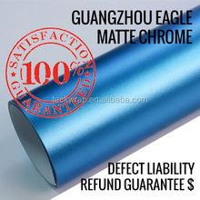 Shine Restyling Vehicle Wrap 0.17mm Matte Chrome / Restyling Chrome / Matte Chrome