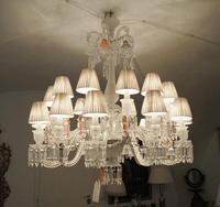 Mother chandelier lamparas bohemia crystal chandelier lustre de cristal avize kronleuchter kristall