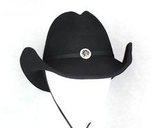 wholesale 100% wool felt hat handsome mexican cowboy hats