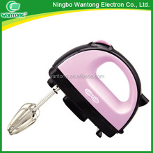 Factory directly supply 5-Speed Electric Hand held mixer,Hand mixer,Food mixer,Hand whisk,Egg beater