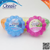 5.29oz /150g adjustable solid gel air freshener/Flower gel air freshener/toilet air freshener