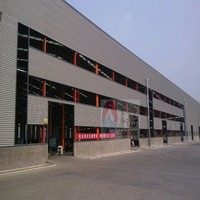 Design Light Steel Structure Building/Workhouse/Warehouse Prefabricated House