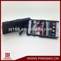durable PC holster combo case for mobile phone lg optimus f7 us780