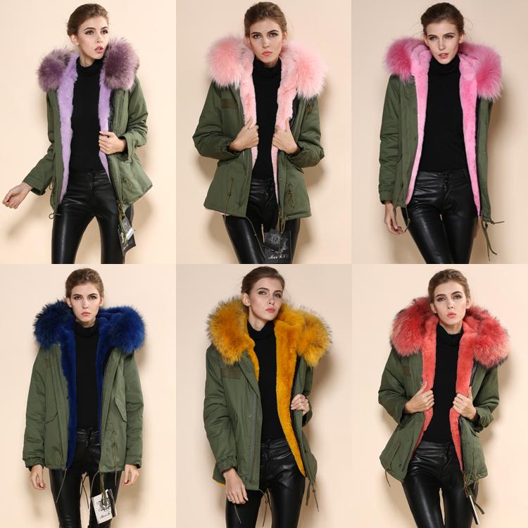 Faux fur jas goedkoop