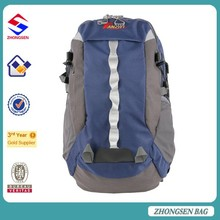 Hotsale laptop bag cheap drawstring backpacks purple color shoulder style school backpack bag