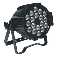 18*10W 4 in 1 high bay led grow light special effects