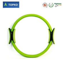 TOPKO high quality Pilates Circle Yoga Ring Pilates resistance Circle Pilate Ring