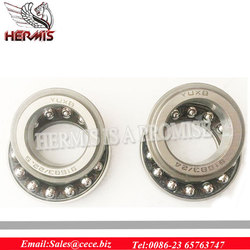 Perfect service motorcycle steering bearings