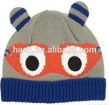 cool superman pattern child hat