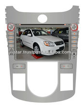 2012 KIA CERATO Car DVD with GPS Navigation,Touch-Screen,Bluetooth,iphone menu,ipod,TV,AM/FM,Digital TFT LCD monitor,automatic