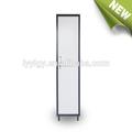 Colorido de una sola puerta de acero de metal cuarto de baño un armario ropero/euloong muebles modernos