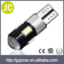Made for Europe canbus T10 car led light for W5W bulbs SMD 5630